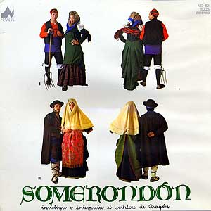 LP – Somerondón 1978