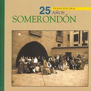 Libro-CD – Somerondón 25 años